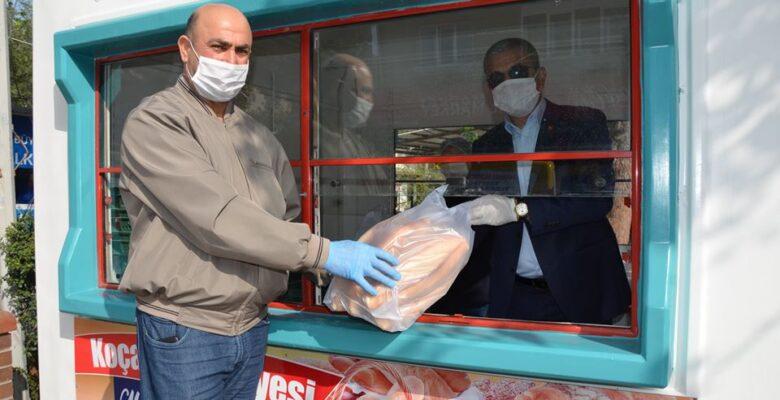 Mersinbelen'de Halk Ekmek Üretime Başladı