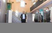Şenköy Camii 37 yıl sonra yenileniyor