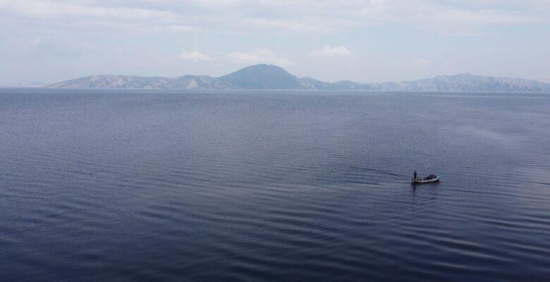 Doğa harikası Bafa Gölü, doğaseverleri cezbediyor