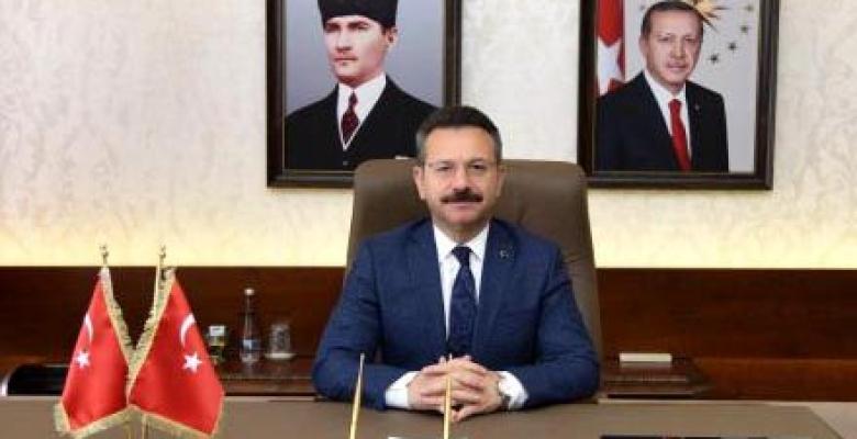 Vali Aksoy, Polis Teşkilatını kutladı