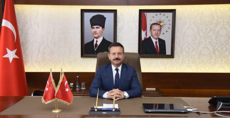 Vali Aksoy; Zaferi coşkuyla kutluyoruz