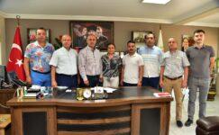 İncirliova Belediyesinde toplu iş sözleşmesi sevinci