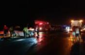 Hatalı sollama kazaya neden oldu; 1 ölü 1 yaralı