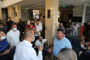 Olaylı otel ikinci kez mühürlendi