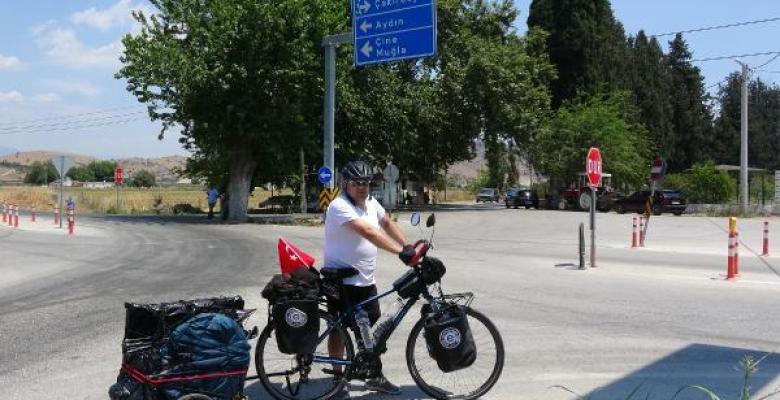 700 kilometre pedal çevirecek