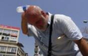 Son yılların en sıcak günü; termometre 46 dereceyi gösterdi