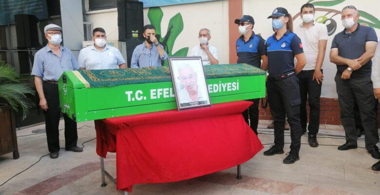 Aydın eski Belediye Başkanı Ortekin son yolculuğuna uğurlandı