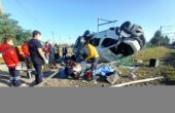 Feci kaza; 4 ölü 8 yaralı