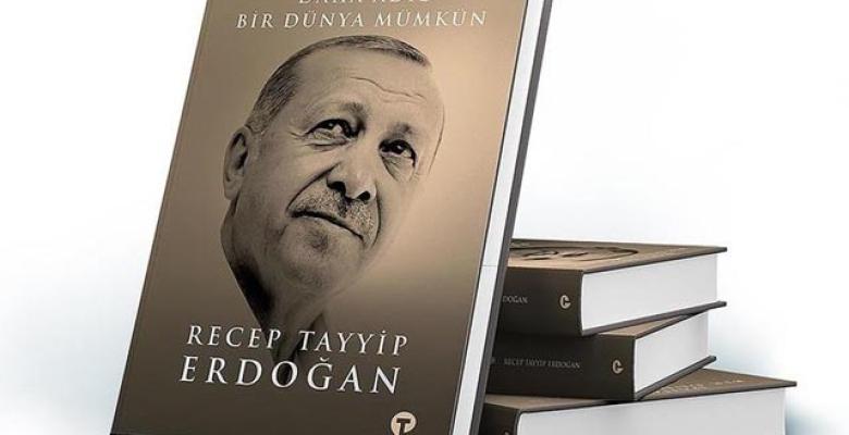 Cumhurbaşkanı Erdoğan, kitabını dünya liderlerine verecek