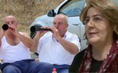 Eşine kızdı 40 gün dağda zurna çalma cezası verdi
