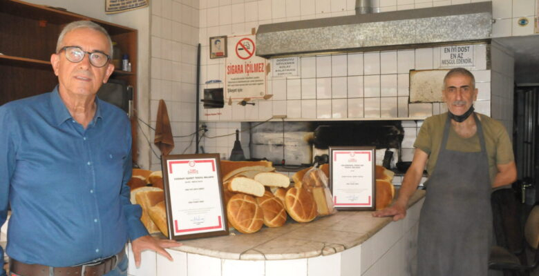 Tatlı maya ekmeği ve şevketi bostan yemeği tescillendi