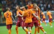 Galatasaray harika bir başlangıç yaptı