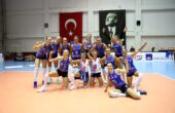 Filenin Sultanları Balkan Kupası Şampiyonu oldu