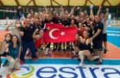 İşitme Engelliler Kadın Voleybol Milli Takımı, dünya şampiyonu oldu