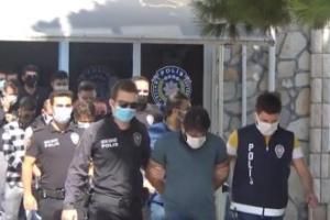 Sokak ortasındaki cinayette 4 tutuklama