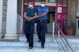 Cemevinin malzemelerini çalan hırsız tutuklandı