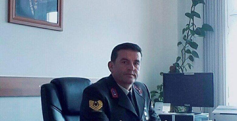Karakol Komutanı kazada öldü