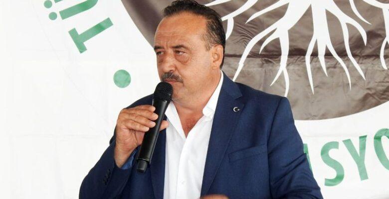 TAHAP Genel Başkanı Sarıoğlu; Ülkü ocakları yalnız değildir