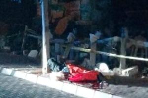 Sokak ortasında cinayet kan davası çıktı