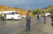 Beton mikseri dehşet saçtı 1 ölü 6 yaralı