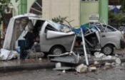 Nazilli'de fırtınanın verdiği hasar ortaya çıktı