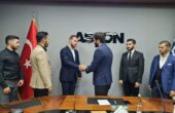 GençAskon Aydın Kurucu Başkanlığına Sarıoğlu atandı