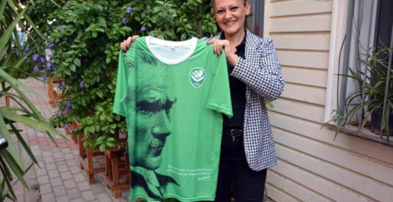 Aydın'ın İlk kadın kulüp başkanı