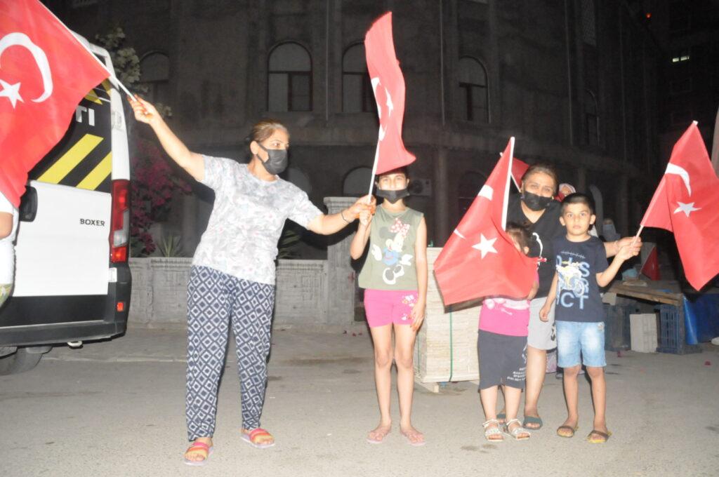 19 Mayıs Mehteran gösterisi ile kutlandı