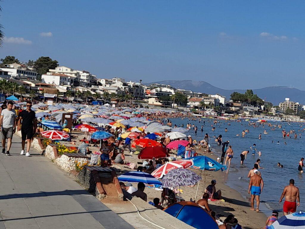 Turizmde doluluk oranı yüzleri güldürdü, hedef 1 milyon turist