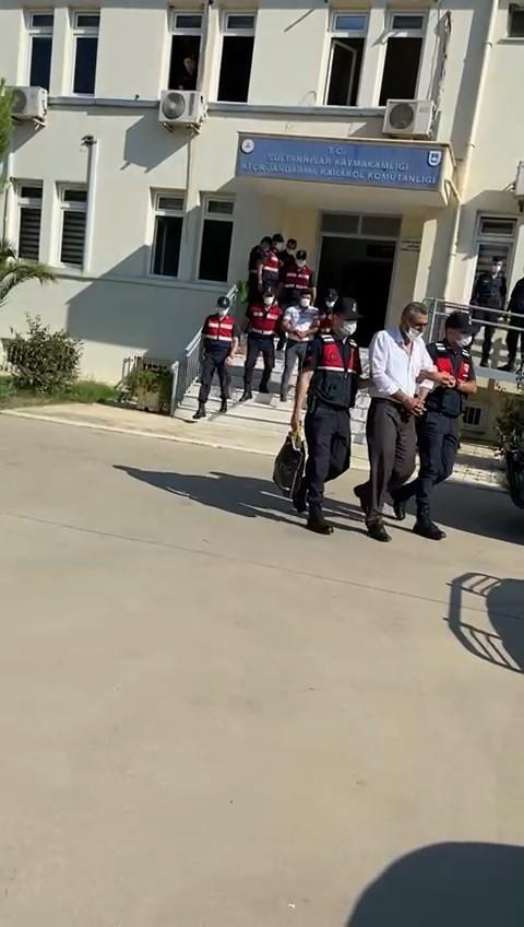 Suç örgütüne operasyonda 3 kişi tutuklandı
