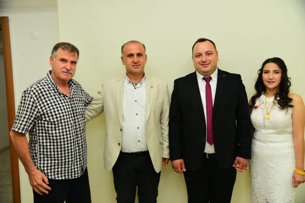 CHP'li Başkan Yardımcısı Türkkal İncirliova'da mutluluğa 'Evet' dedi