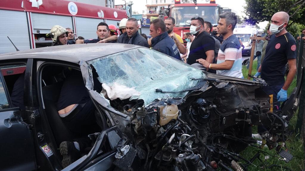 Kazada yaralanmıştı acı haber geldi