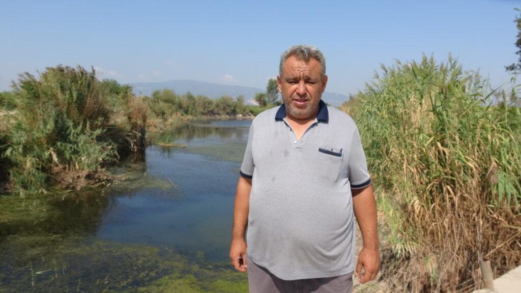 Büyük Menderes Nehri eski yatağındaki balık ölümlerinin nedeni belli oldu