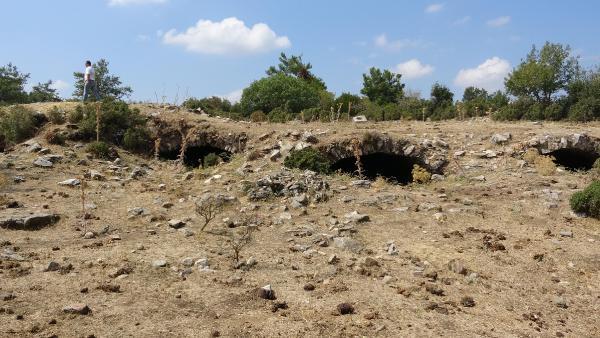 Askeri Garnizon olarak kullanılan 2 bin 300 yıllık Antik Kent gün yüzüne çıkarılacak