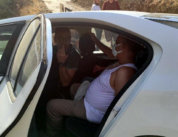 Firariyi kaçtığı kiralık otomobildeki GPS yakalattı